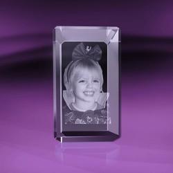 Fotky do skla | kvádr 5x8x5 cm