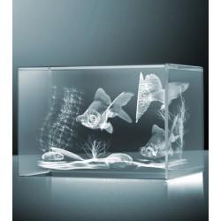 3D akvárium