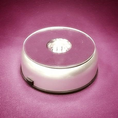 LED stojan kulatý velký