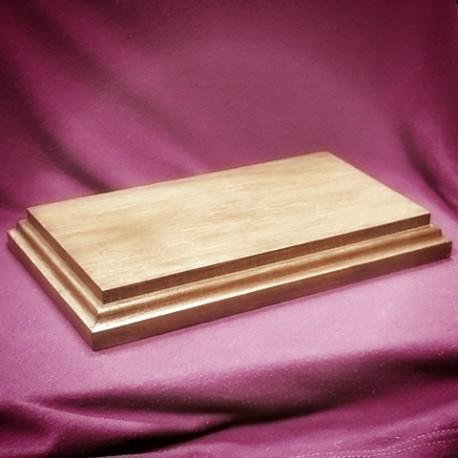 Stojan dřevěný velký 20x10 nízký