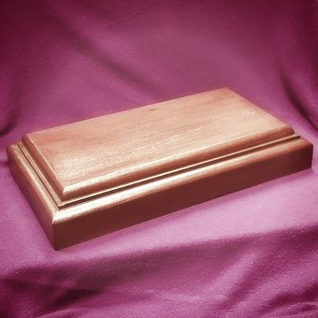 Stojan dřevěný velký 20x10 vyšší