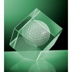3D golfový míček