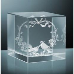 3D svatební květina