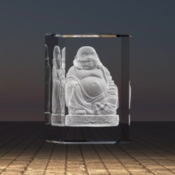 3D budha