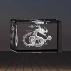 3D čínský drak