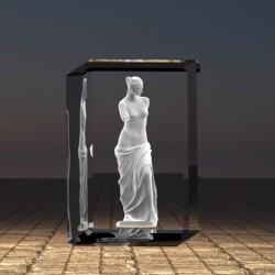 3D socha Venuše