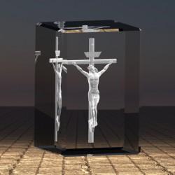 3D Ježíš na kříži