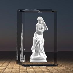 3D socha ženy 2