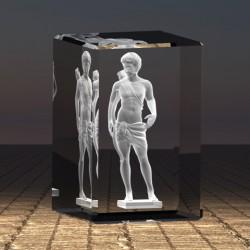 3D socha Amor