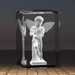 3D anděl 3