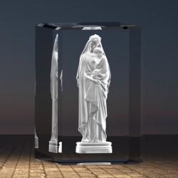 3D model ve skle | 3D Panna Maria