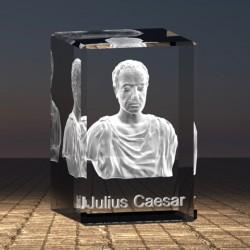 3D socha Julia Caesara