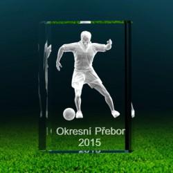 3D fotbal