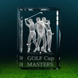 3D golfisté