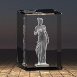 3D socha ženy 4