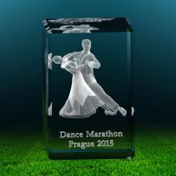 3D tanec