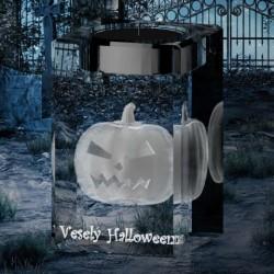 3D Halloween - svícen