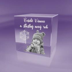 2D fotky ve skle | Vánoční dárek 4