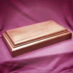Stojan dřevěný velký vyšší 20x10