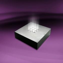 LED stojánek černý malý
